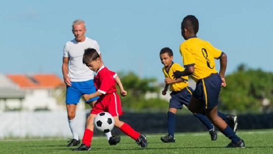 The Fitness Benefits Of Sports For Children