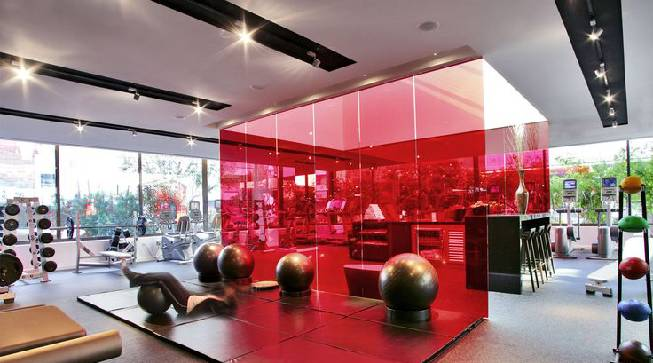 Interior Design Ideas for your Gym or Fitness Center